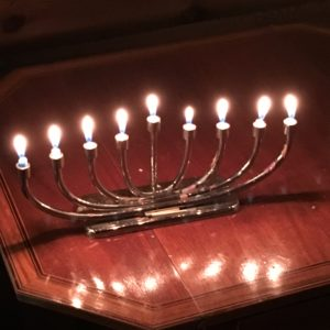 Hanukkah and Self Esteem